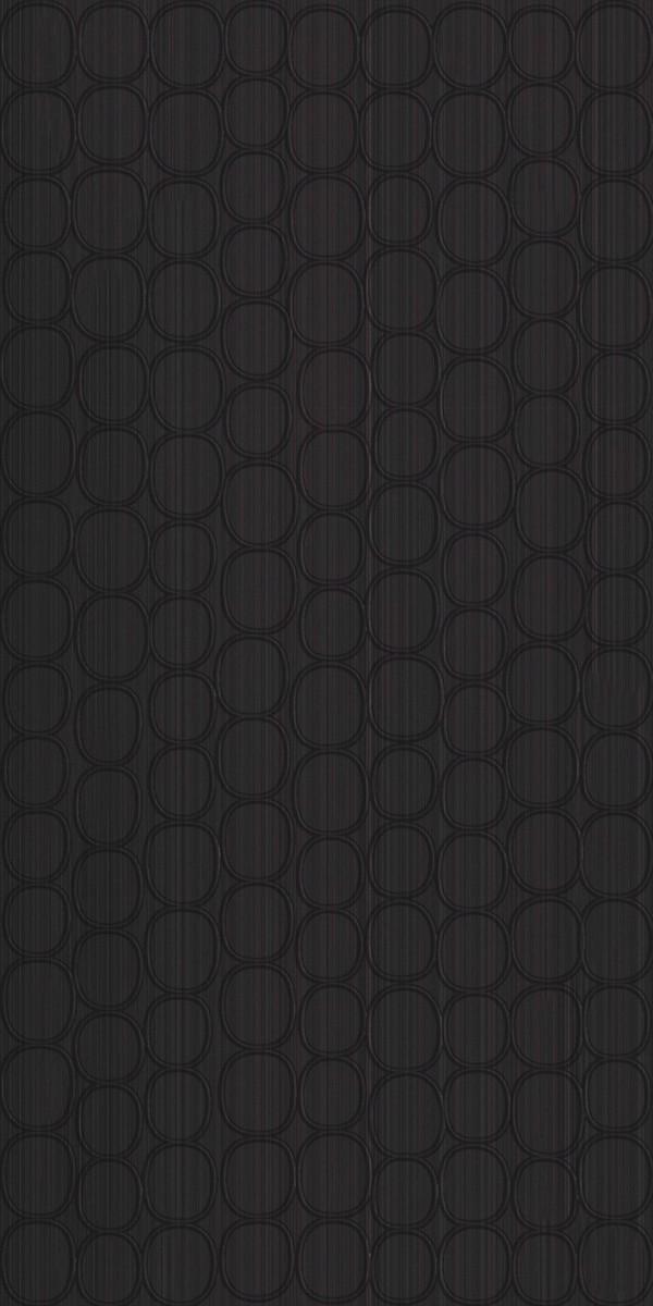 Vinyl Wall Covering Dimension Walls Elliptical Striated Ebony