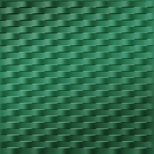 Vinyl Wall Covering Dimension Walls Gallatin Metallic Green