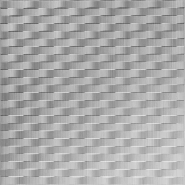 Vinyl Wall Covering Dimension Walls Gallatin Brushed Aluminum