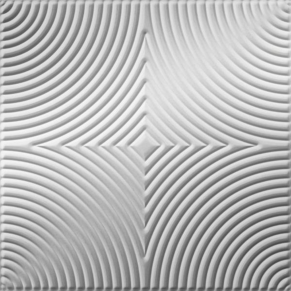 Dimensional Panels Dimension Walls Mackenzie Metallic Silver