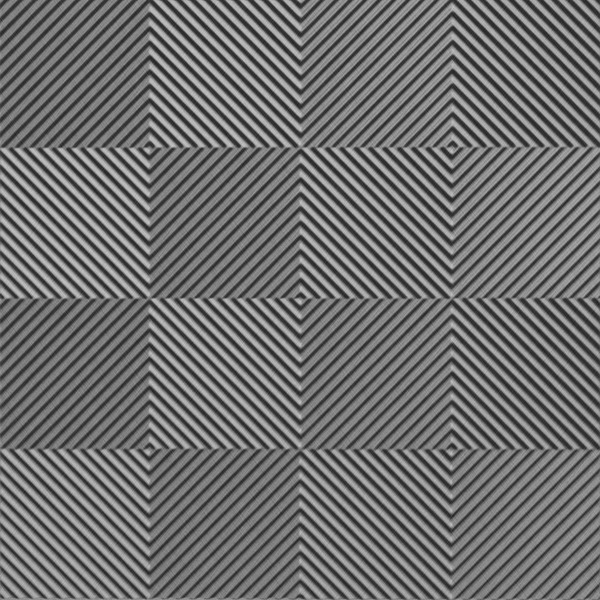 Dimensional Panels Dimension Walls Teton Silver Crosshatch