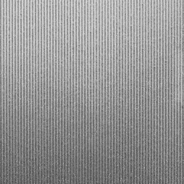 Vinyl Wall Covering Dimension Walls Half Pipe Silver