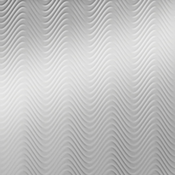 Dimensional Panels Dimension Walls Sonic Metallic Silver