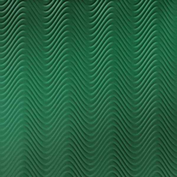 Vinyl Wall Covering Dimension Walls Sonic Metallic Green