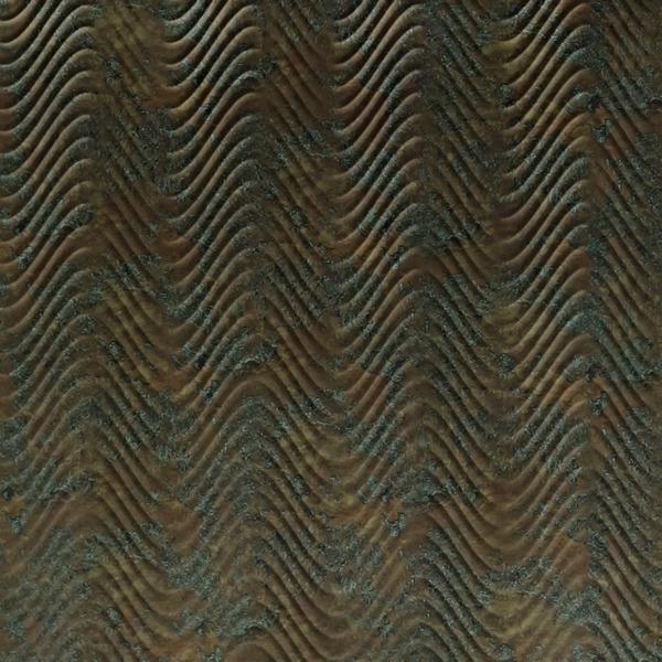 Vinyl Wall Covering Dimension Walls Sonic Copper Patina