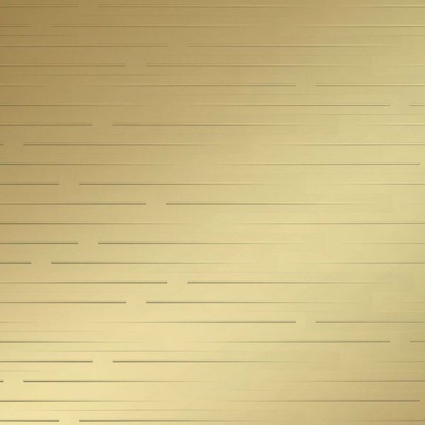 Vinyl Wall Covering Dimension Walls Line Them Up Metallic Gold