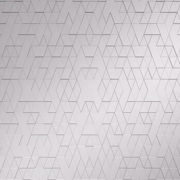 Dimensional Panels Dimension Walls Press Play Metallic Silver