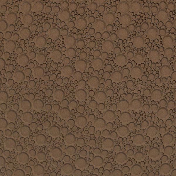 Vinyl Wall Covering Dimension Walls Circle of Cool Bronze