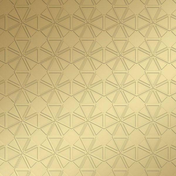 Vinyl Wall Covering Dimension Walls Homeslice Metallic Gold