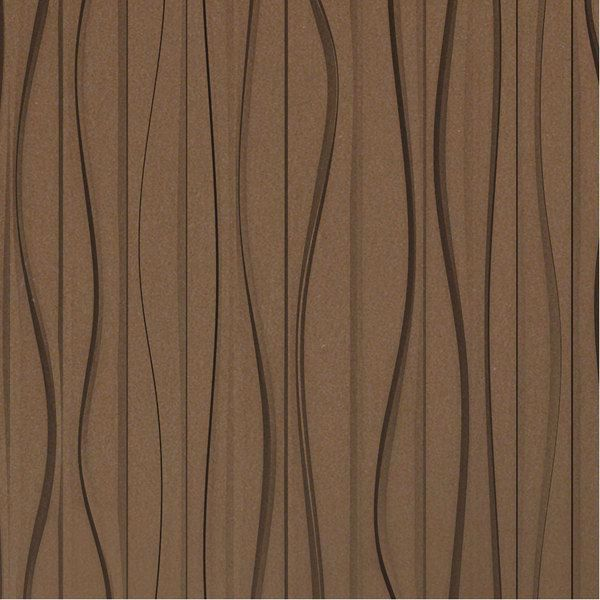Vinyl Wall Covering Dimension Walls Groovy Bronze