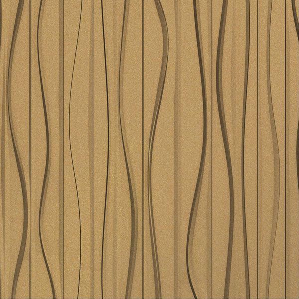 Vinyl Wall Covering Dimension Walls Groovy Gold