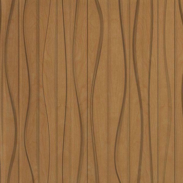 Dimensional Panels Dimension Walls Groovy Maple