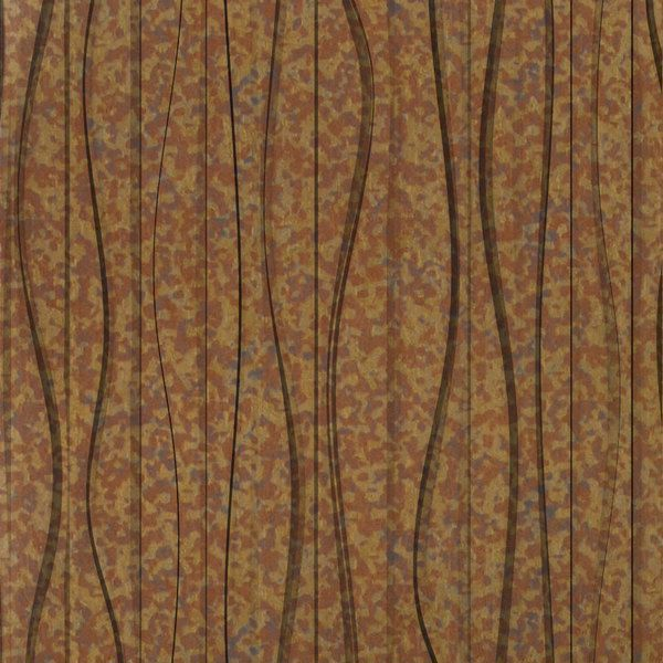 Dimensional Panels Dimension Walls Groovy Aged Copper
