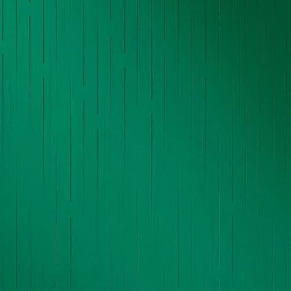 Vinyl Wall Covering Dimension Walls Line Them Up Vertical Metallic Green