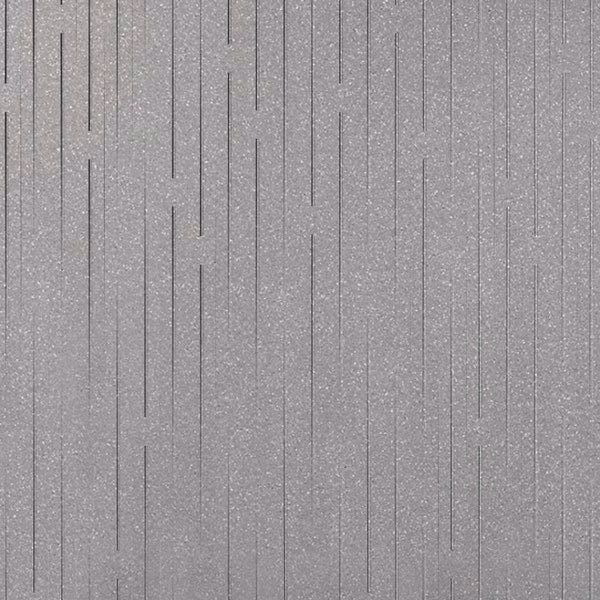 Vinyl Wall Covering Dimension Walls Line Them Up Vertical Silver