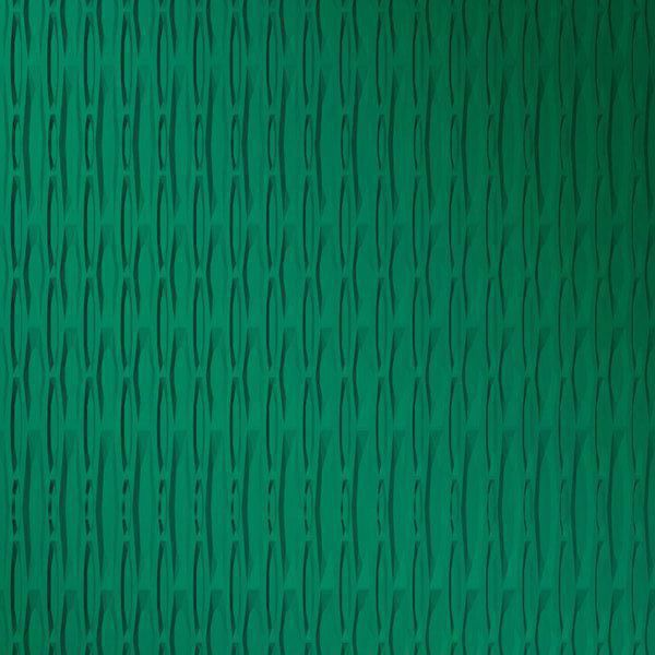 Vinyl Wall Covering Dimension Walls Hammertime Vertical Metallic Green