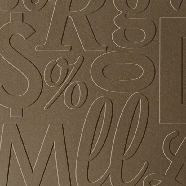 Dimensional Panels Dimension Walls Lingual Bronze