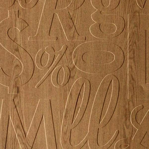 Dimensional Panels Dimension Walls Lingual Light Oak