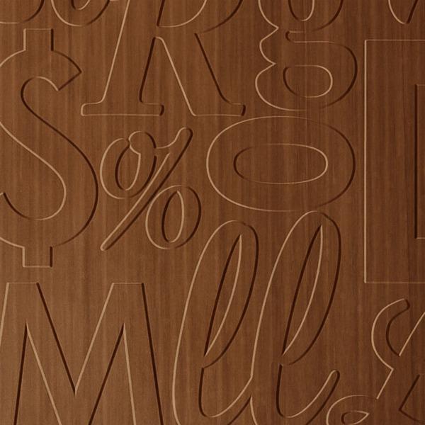 Dimensional Panels Dimension Walls Lingual Pearwood