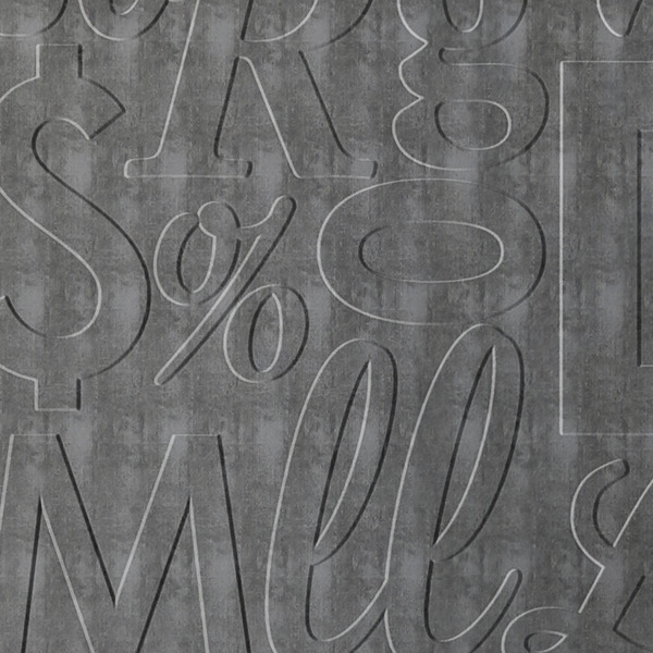 Dimensional Panels Dimension Walls Lingual Etched Silver