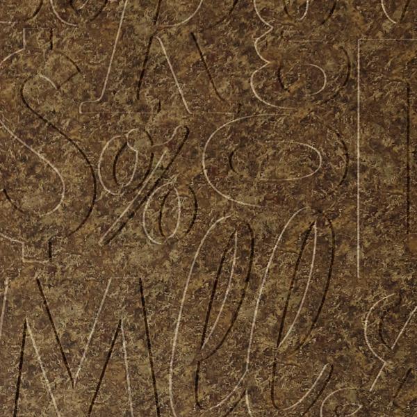 Dimensional Panels Dimension Walls Lingual Bronze Patina