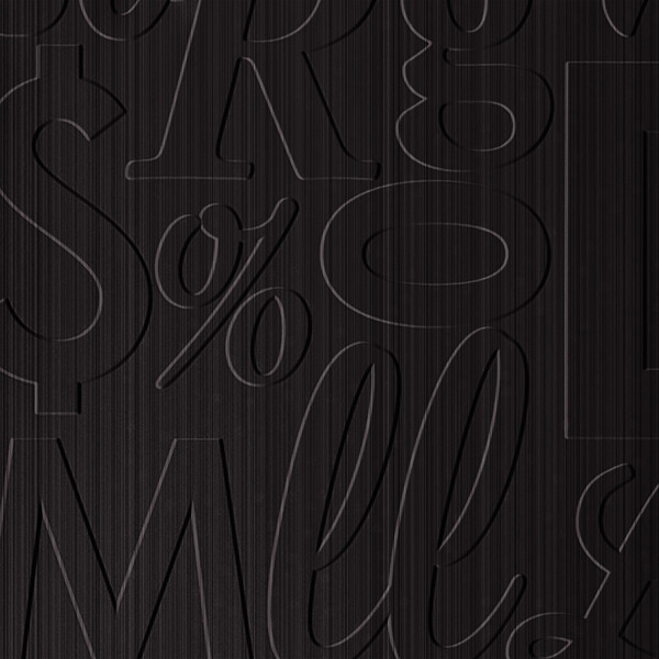 Dimensional Panels Dimension Walls Lingual Striated Ebony