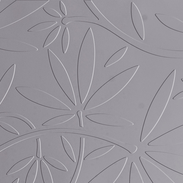 Vinyl Wall Covering Dimension Walls Floral Vine Lilac