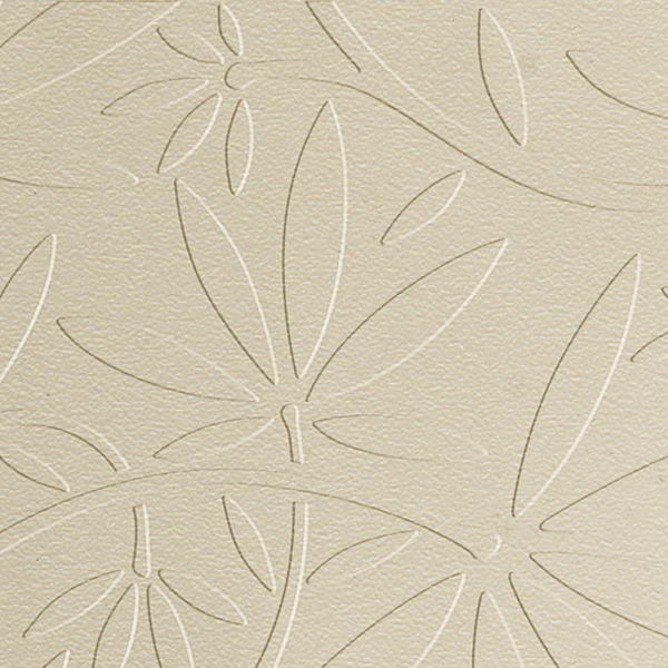 Vinyl Wall Covering Dimension Walls Floral Vine Almond