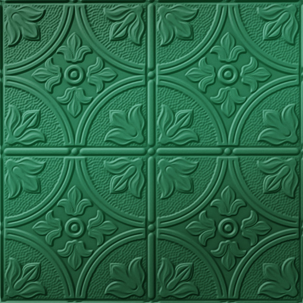 Vinyl Wall Covering Dimension Walls Flower Garden Metallic Green