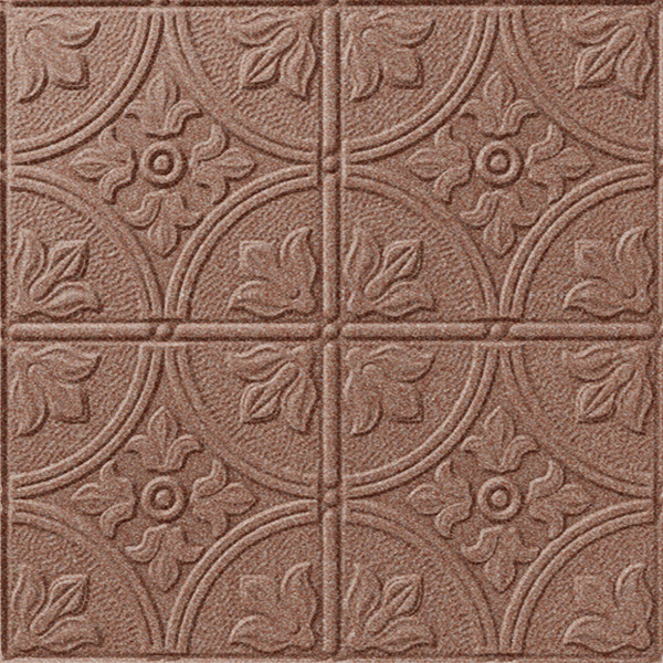 Vinyl Wall Covering Dimension Walls Flower Garden Copper