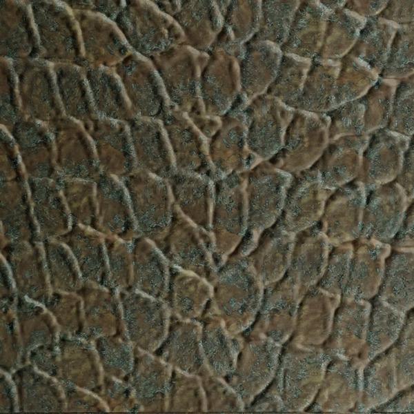Vinyl Wall Covering Dimension Walls Tortoise Copper Patina