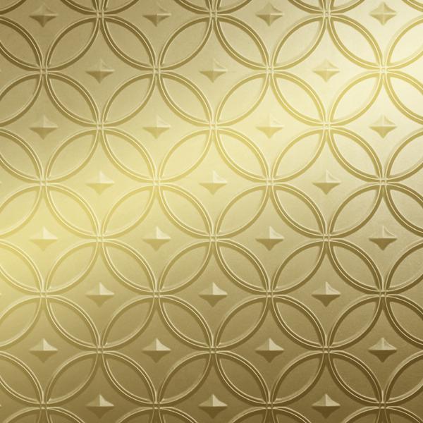 Vinyl Wall Covering Dimension Walls Stellar Metallic Gold