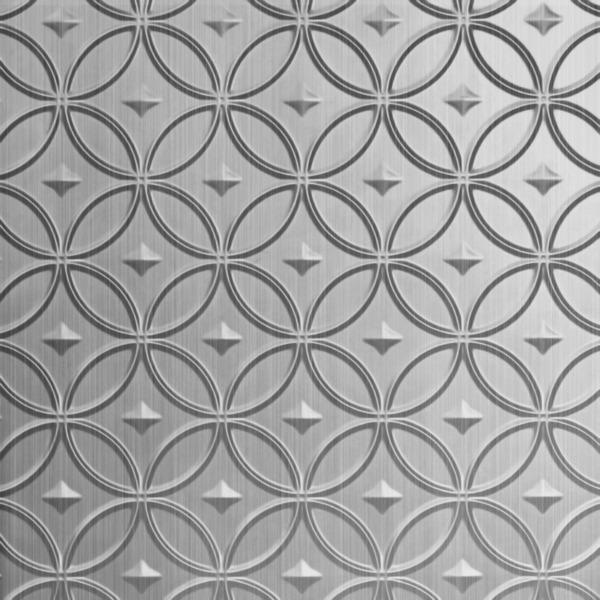 Vinyl Wall Covering Dimension Walls Stellar Brushed Aluminum