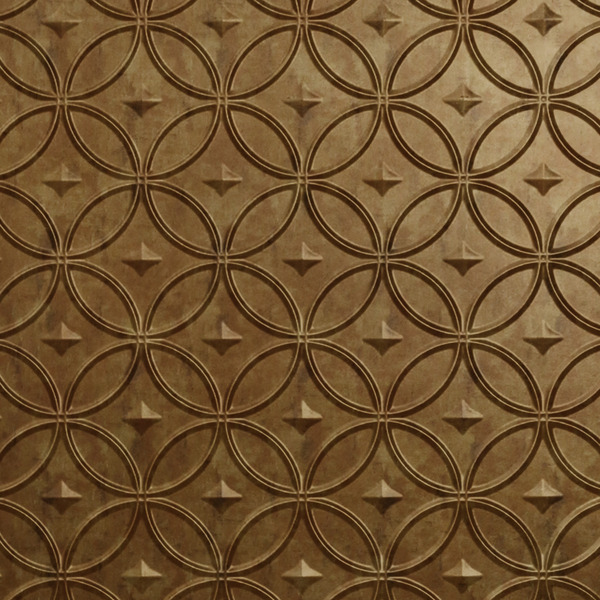 Vinyl Wall Covering Dimension Walls Stellar Aged Gold
