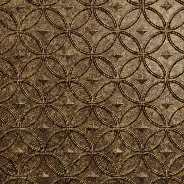 Vinyl Wall Covering Dimension Walls Stellar Bronze Patina