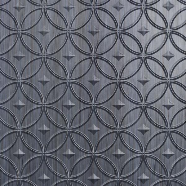 Vinyl Wall Covering Dimension Walls Stellar Carbon Brushstroke