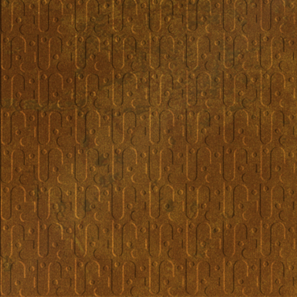 Vinyl Wall Covering Dimension Walls Robotics Aged Gold