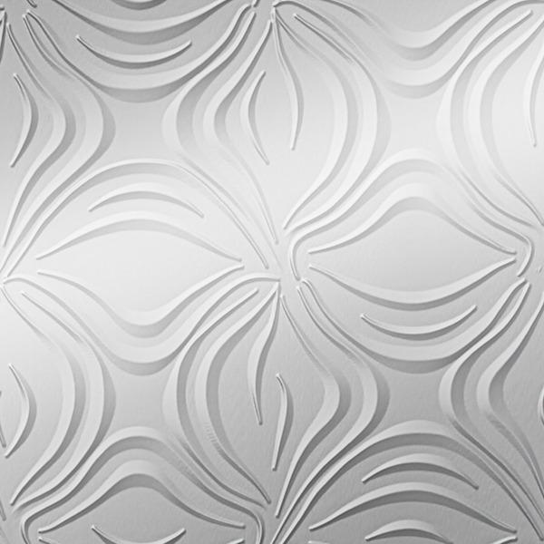 Dimensional Panels Dimension Walls Blossom Metallic Silver