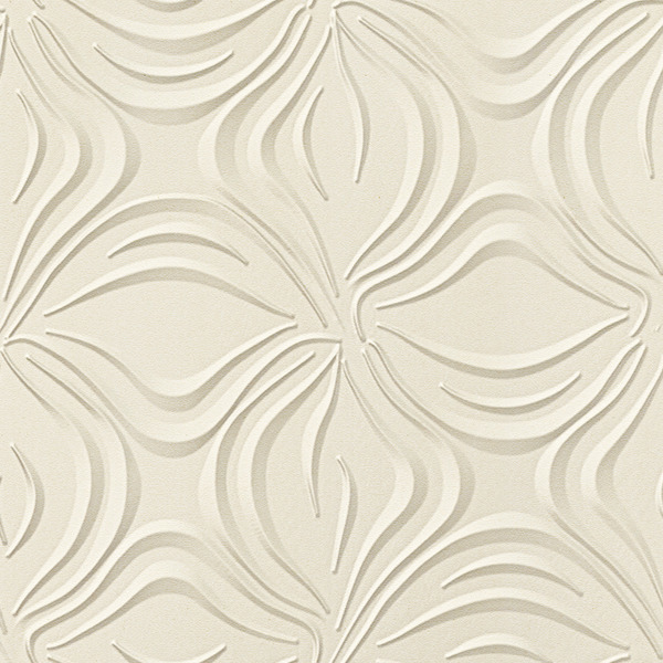Vinyl Wall Covering Dimension Walls Blossom Off White