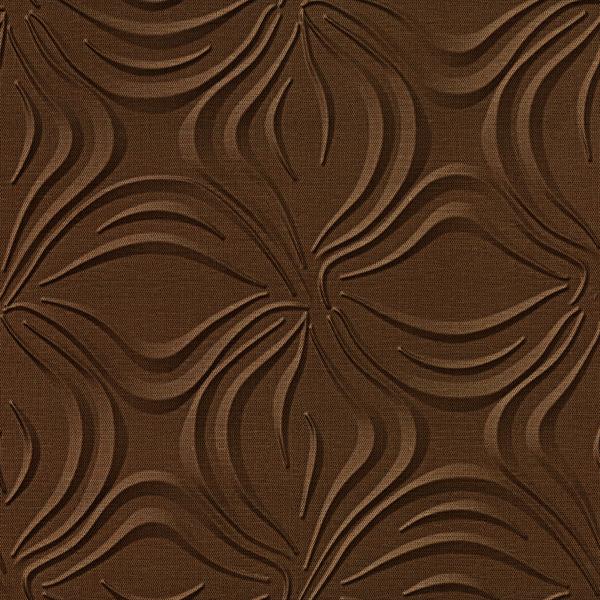 Vinyl Wall Covering Dimension Walls Blossom Linen Chestnut