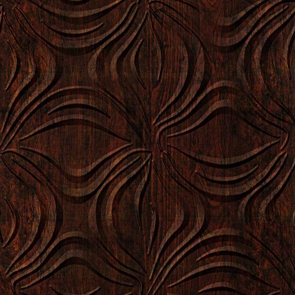 Dimensional Panels Dimension Walls Blossom Burgundy Grain