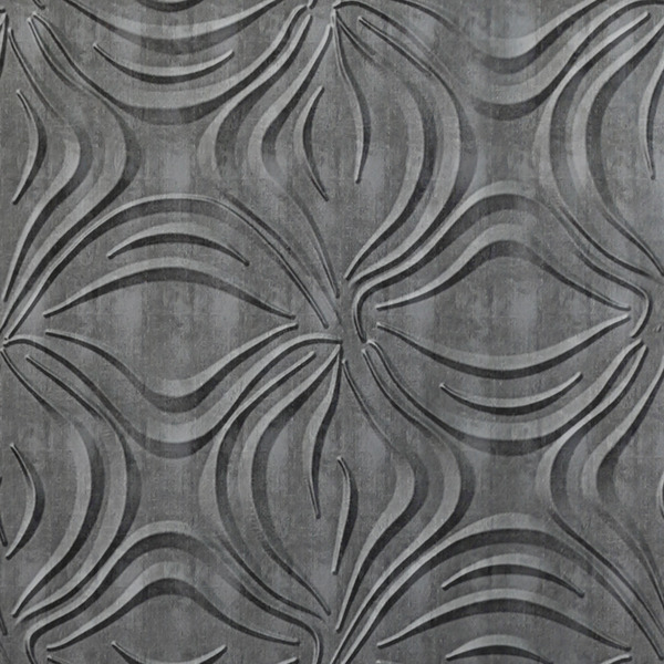 Dimensional Panels Dimension Walls Blossom Etched Silver
