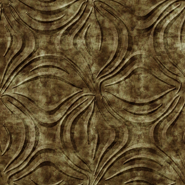 Dimensional Panels Dimension Walls Blossom Aged Bronze
