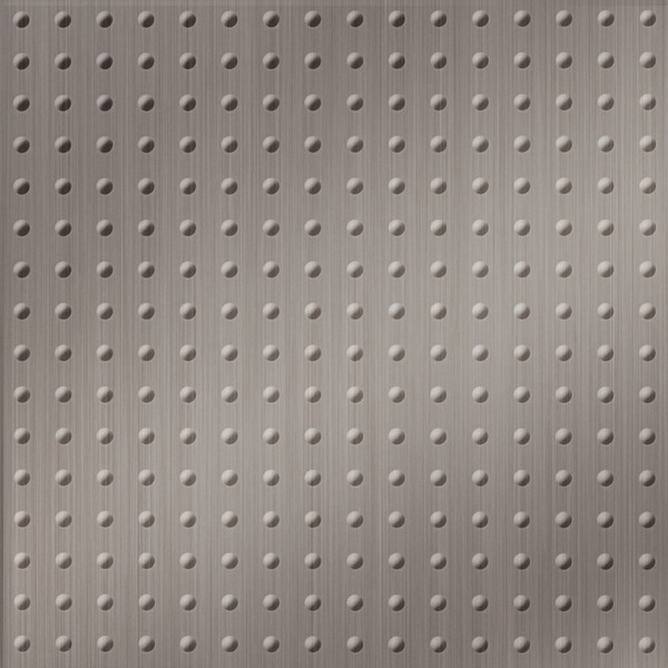 Dimensional Panels Dimension Walls Small Rivet Brushed Nickel