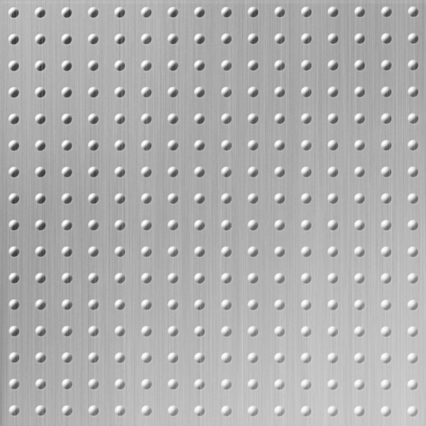 Dimensional Panels Dimension Walls Small Rivet Brushed Aluminum