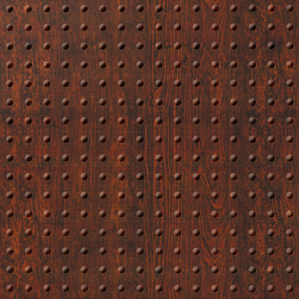 Dimensional Panels Dimension Walls Small Rivet Walnut
