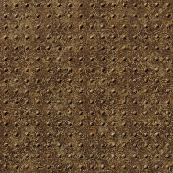 Dimensional Panels Dimension Walls Small Rivet Bronze Patina