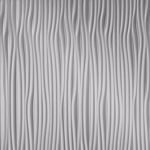 Dimensional Panels Dimension Walls Meadows Vertical White/Paintable