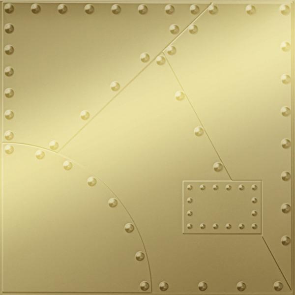 Vinyl Wall Covering Dimension Walls Alloy Metallic Gold