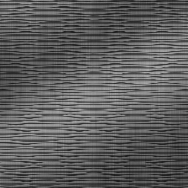 Dimensional Panels Dimension Walls Ganges Brushed Stainless